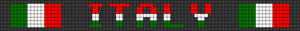 Alpha pattern #30275