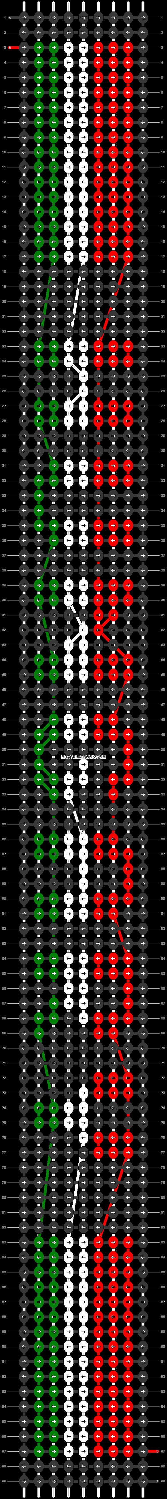 Alpha pattern #30276 pattern