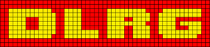 Alpha pattern #30277