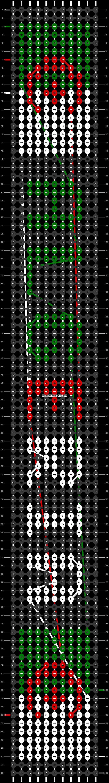 Alpha pattern #30279 pattern