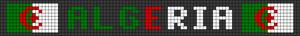 Alpha pattern #30279