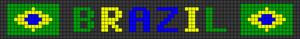 Alpha pattern #30280