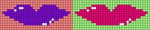 Alpha pattern #30282