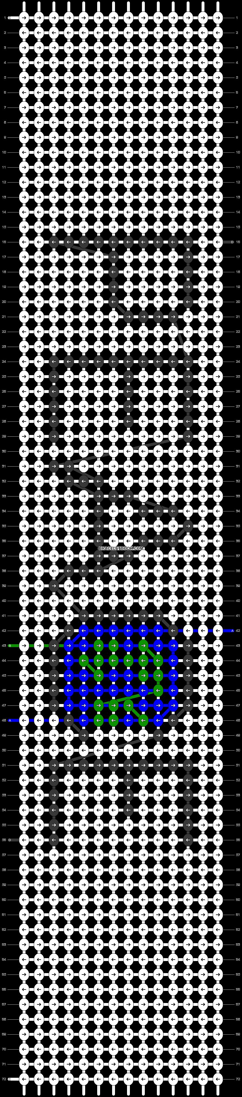 Alpha pattern #30293 pattern