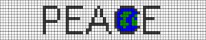 Alpha pattern #30293