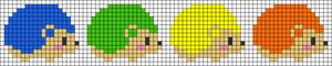 Alpha pattern #30294