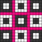 Alpha pattern #30310