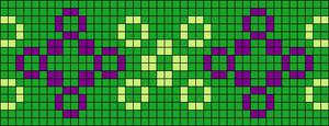 Alpha pattern #30312