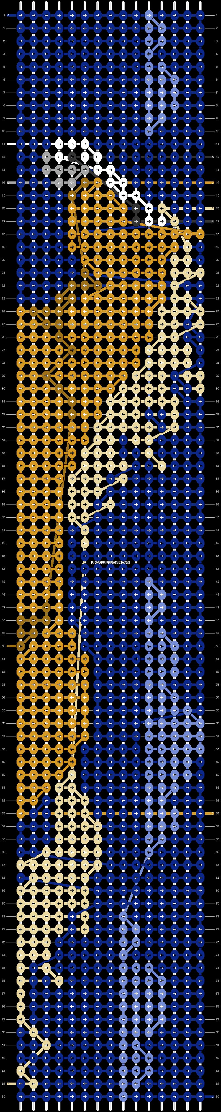 Alpha pattern #30320 pattern