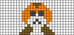 Alpha pattern #30330