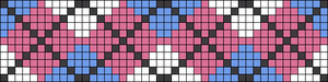 Alpha pattern #30340