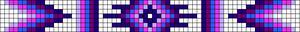 Alpha pattern #30351