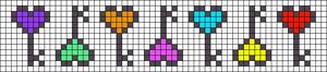 Alpha pattern #30352