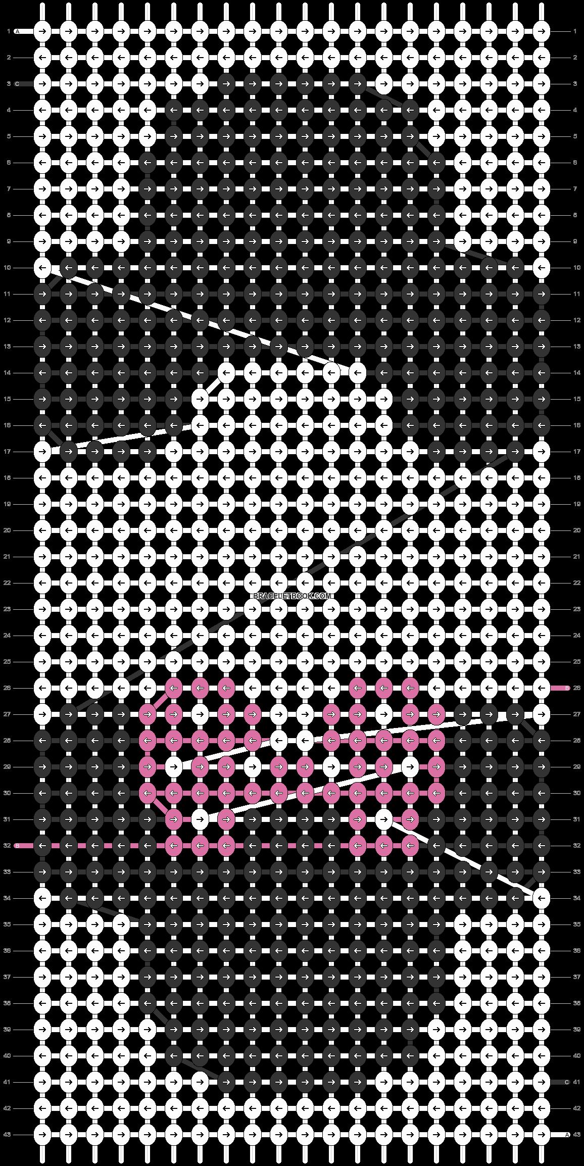 Alpha pattern #30353 pattern
