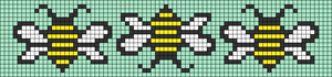Alpha pattern #30380