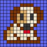 Alpha pattern #30406