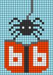 Alpha pattern #30407