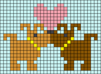 Alpha pattern #30413