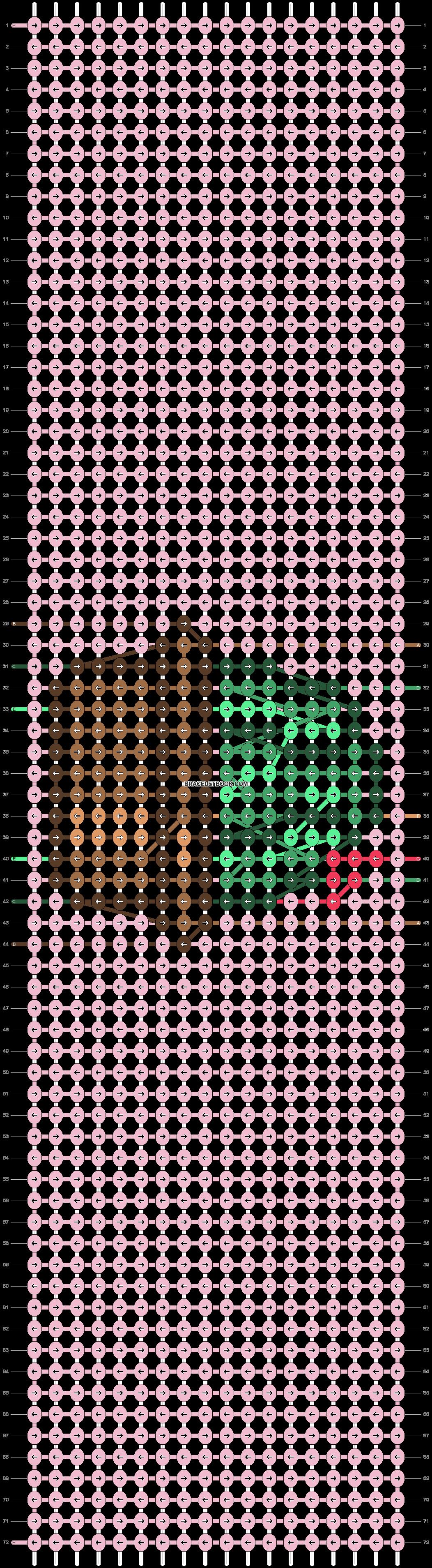 Alpha pattern #30471 pattern
