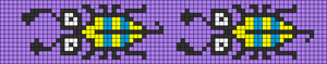 Alpha pattern #30474