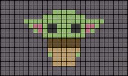 Alpha pattern #30496