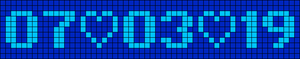 Alpha pattern #30502