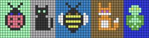 Alpha pattern #30512