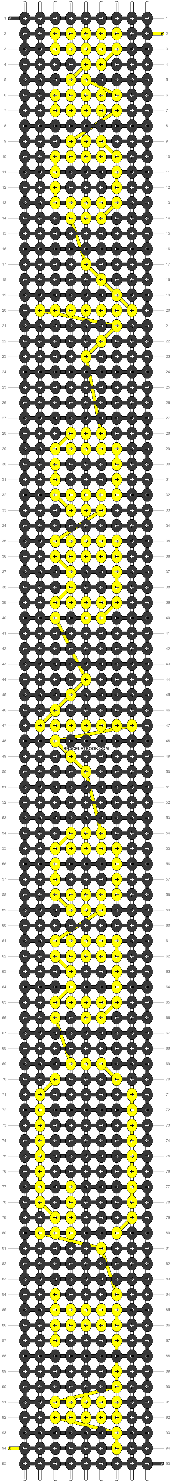 Alpha pattern #30533 pattern