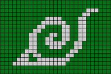 Alpha pattern #30538