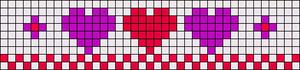 Alpha pattern #30539