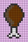 Alpha pattern #30543