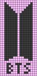 Alpha pattern #30548