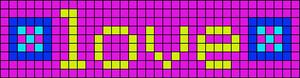 Alpha pattern #30550