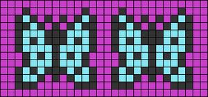 Alpha pattern #30551