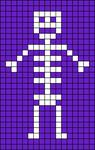 Alpha pattern #30552