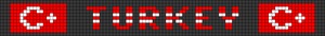 Alpha pattern #30554