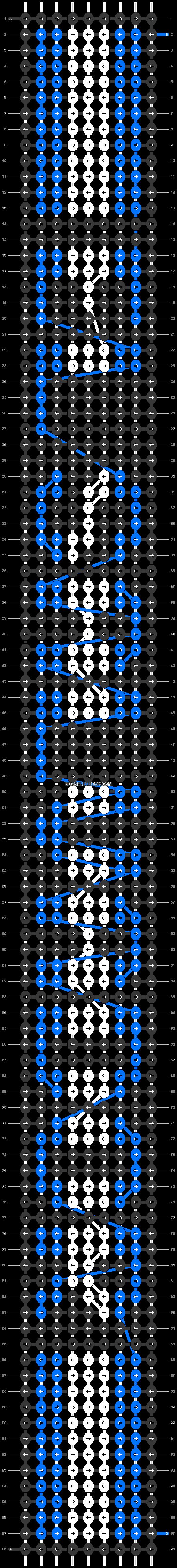 Alpha pattern #30557 pattern