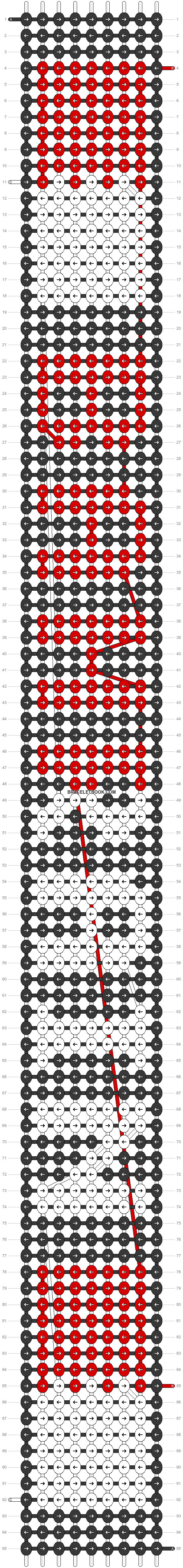 Alpha pattern #30559 pattern
