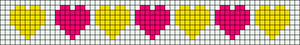 Alpha pattern #30565