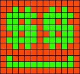 Alpha pattern #30566