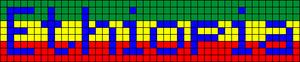 Alpha pattern #30569