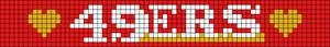 Alpha pattern #30570