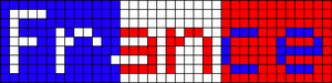 Alpha pattern #30571