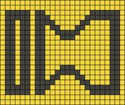 Alpha pattern #30573