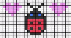 Alpha pattern #30575