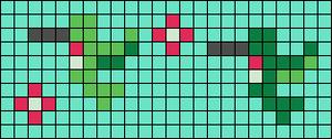 Alpha pattern #30594