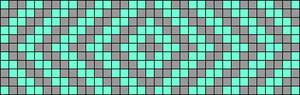 Alpha pattern #30598