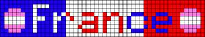 Alpha pattern #30612