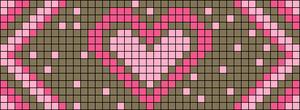 Alpha pattern #30615