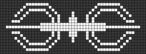 Alpha pattern #30617